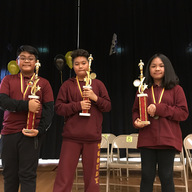 Congratulations to Goudy's Spelling Bee Winners!!! in the spotlight